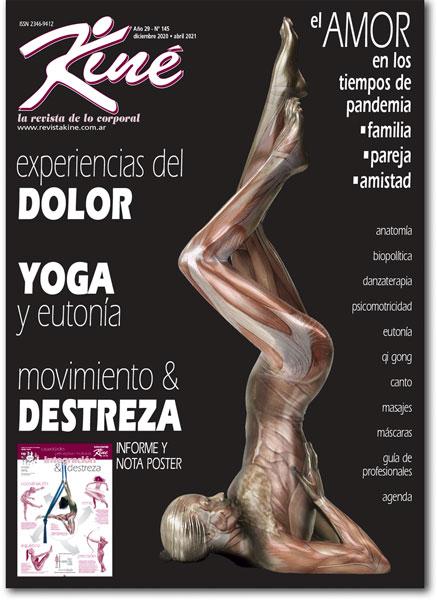 Participación en la Revista Kiné Nº145