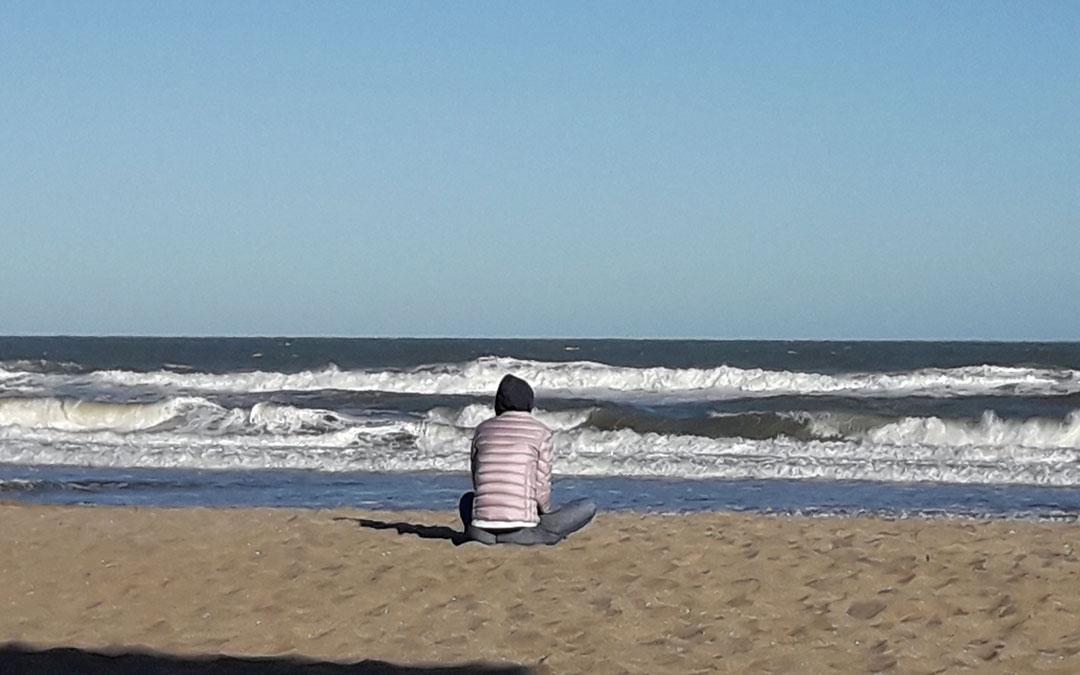 Yoga y Mar