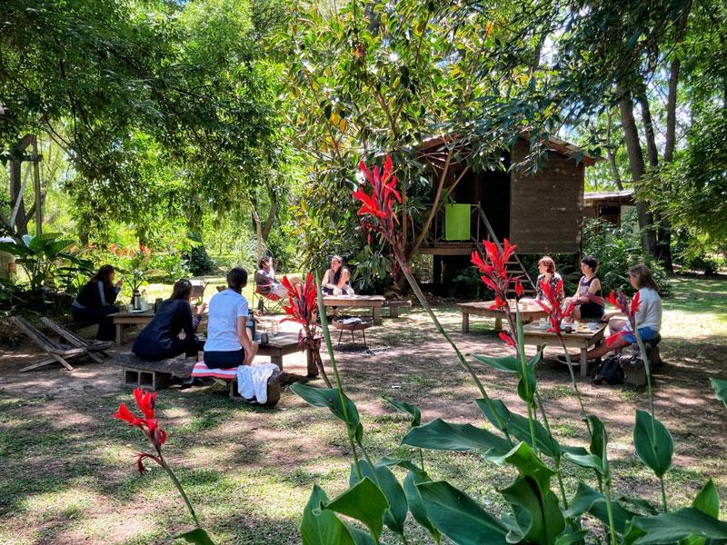 Yoga + Río: Retiro de Yoga en el Delta del Tigre
