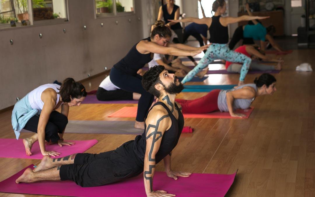 Qué es el Ashtanga Vinyasa Yoga